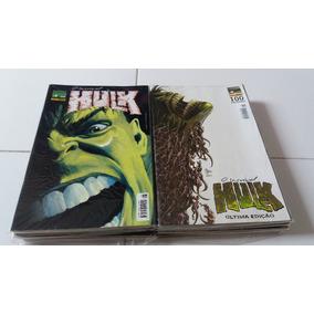 Coleção O Incrível Hulk Panini Completa