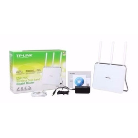 Roteador Wireless Tp-link Dual Band Archer C8 Router Ac1750
