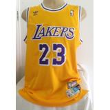 Nba La Lakers Retro  23 James - Tam. G - Pronta Entrega 2d895b0ce