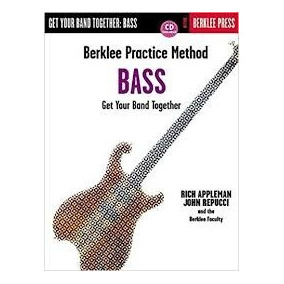 Berklee Practice Method Bass Get Your.together