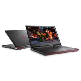 Notebook Dell Inspiron Gaming 15 I7 7700hq 16gb 1tb + 256ssd