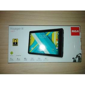 Tablet Rca Voyager Iii Nueva