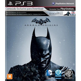 Batman Arkham Origins Em Português Ps3 Completo Mídia Física