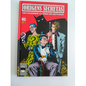 Batman - Origens Secretas - Neil Gaiman
