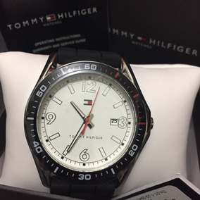 1a2fd45ee95 Relógio Tommy Hilfiger 1790525 Borracha - Relógios no Mercado Livre ...