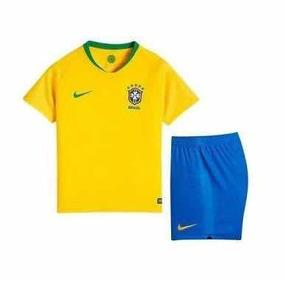 Conjunto Do Brasil Infantil - Camisetas e Blusas no Mercado Livre Brasil a1458652b7add