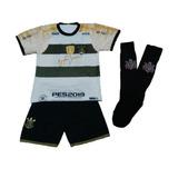 d87363a7c1 Conjunto Infantil Corinthians Kit Conjunto Com Meião (28-35)