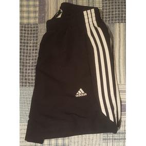 3cf89483eb70c Pantalon Corto adidas Negro