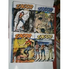 Zagor Extra Diversos Numeros Para Colecionadores 2 Por 15,00