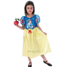 Vestido De Blancanieves 4-5 Años
