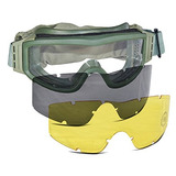 Lancer Tactical Airsoft Seguridad Protección De Los Ojos