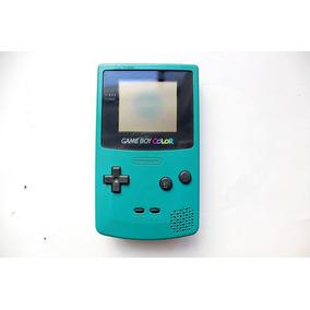 Game Boy Color Nintendo Funcionando Mas Com Tela Fraca