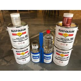 Kit Completo Porcelanato Liquido 12m2 Pisos/mesadas/baños