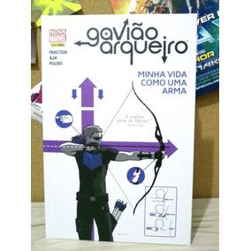 Hq Gavião Arqueiro - Minha Vida Como Uma Arma