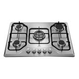 Cocina Empotrable Electrolux 60 Cm 5 Quemadores Inox Gt75x