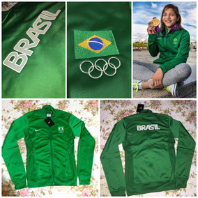 9ca2808847 Casaco Olimpiadas Voluntario - Casacos no Mercado Livre Brasil