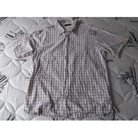 Camisa Quiksilver Xadrez G Linda Importada c854641171758