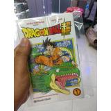Manga Dragon Ball Super Tomo 1