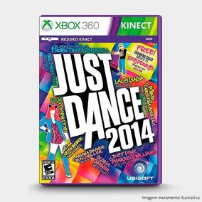 Just Dance 2014 Original Lacrado Para Xbox 360