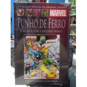 Graphic Novel Xxiv Punho De Ferro Busca Por Collen Wing