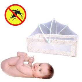 Barraca Infantil Dossel Dobrável Berço Bebê Anti Pernilongo