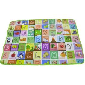 Tapete Atividades Térmico Letras Infantil Bebê 1,80 X 1,15 M