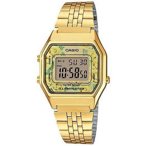 c7ab603a974 Relogio Feminino Dourado Peba - Relógio Casio Masculino no Mercado ...