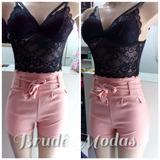 031b833c72 Conjunto Cropped Nozinho E Shorts Ver O Moda Blogueiras no Mercado ...