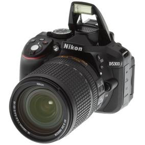 Remate Mejor Precio Cámara Nikon D5300 Con Lente Af-p 18-55m