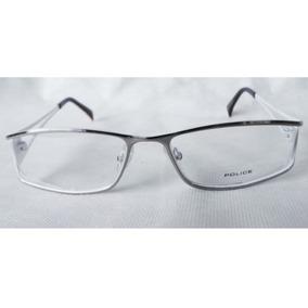 Armacao De Oculos De Grau Police - Óculos no Mercado Livre Brasil b2df84c1ec