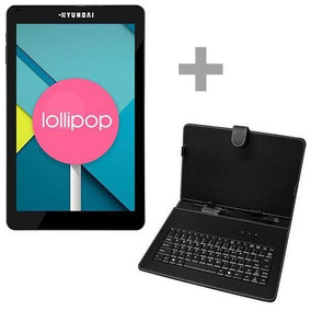 Tablet Hyundai 1064gs Tela 10 Android 7 16gb + Capa Galaxy