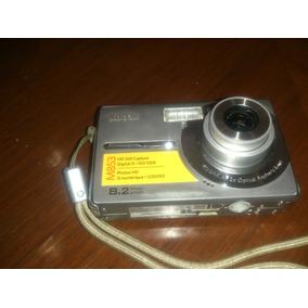 Cámara Digital Kodak Easyshare M853 8.2 Mp. Zoom Óptico 3x