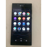Sony Xperia L1 G3312 Preto 16gb Hd 13mp 4g Android 7.0