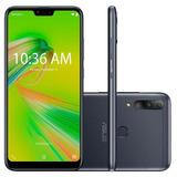 Celular Asus Zenfone Max Shot 64gb Dual 4gb Ram Tela 6,26