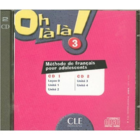 Oh Là Là! 3 - Double Cd Audio Collectif - Cle Internationa