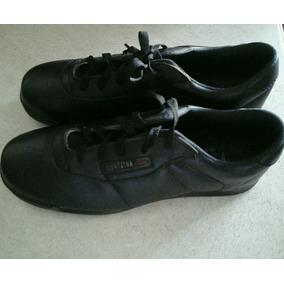 Zapato Negro Talla 41 Montilva