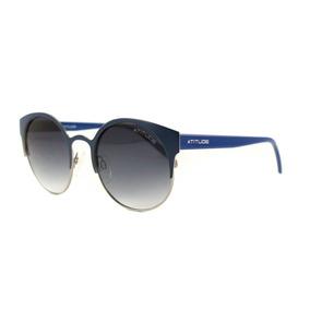 Oculos De Sol Estilo Gatinho Atitude - Óculos no Mercado Livre Brasil ccb6c152d5