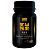 Bcaa 2400 - 120 Tabletes - Golden Nutrition
