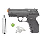 Pistola Airsoft Co2 Rossi Win Gun C11 6mm 492fps