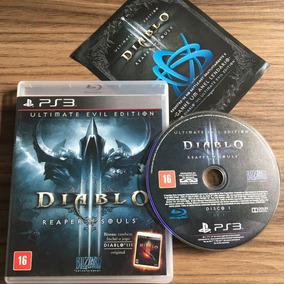 Jogo Diablo 3 Ultimate Evil Edition Ps3 Seminovo Físico