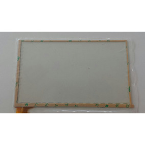 Tela Touch Screen Vidro Tablet Dl Hd7 7 Polegadas