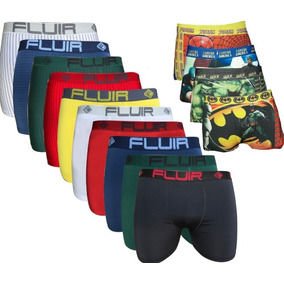 Cuecas Boxer Infantil Microfibra - Cuecas Boxer no Mercado Livre Brasil 0c235893eeff6