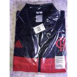 Homem FutebolJaqueta 3-stripes Cr Flamengo