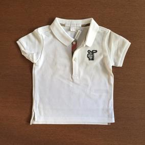 Rio de Janeiro · Camisa Polo Burberry - Manga Curta - Masculina - Original c44552ce27063