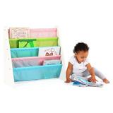 Librero Mdf Para Niños Rack Para Libros .
