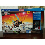 Disney Infinity 3.0 Star Wars Saga Bundle Nuevo Ps4