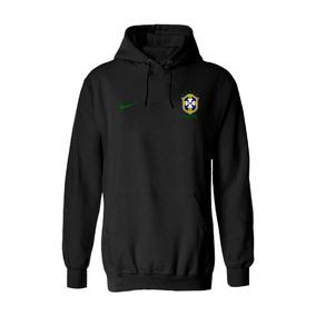 Moletom Brasil Seleção Copa 2018 Blusa Casaco  27 61455abcef499