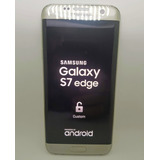 Celular Samsung Galaxy S7 Edge 32gb Prata - Usado
