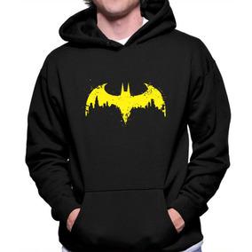 346951f6c Moletom Do Batman Térmico Frio Básica Heróis Musculação
