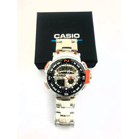 0ae72322177b Reloj Casio G Shock Doble Tiempo - Reloj de Pulsera en Mercado Libre ...